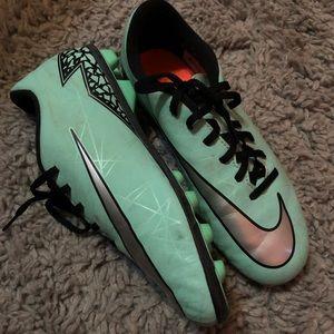 Nike HyperVenom Soccer Shoes